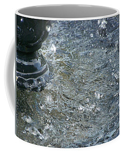 Foot Of The Fountain Coffee Mug