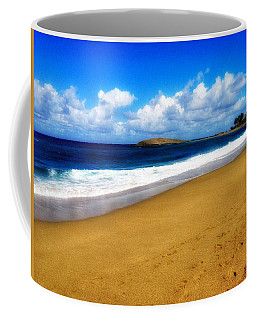 Foot Prints  Coffee Mug