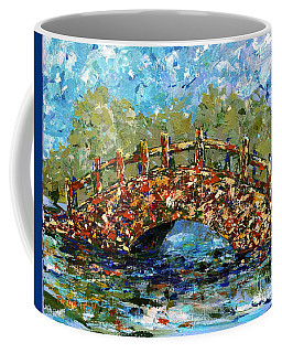 Footbridge Hilo Hawaii Coffee Mug