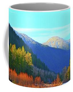 Foothills Coffee Mug