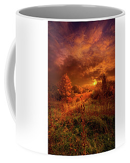 For A Time I Rest In The Grace Of The World And Am Free Coffee Mug