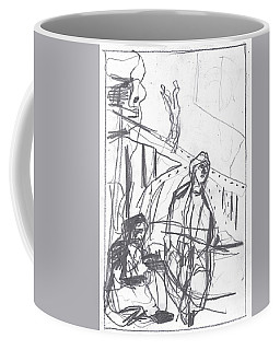 For B Story 4 8 Coffee Mug