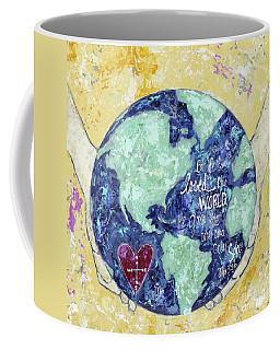 For He So Loved The World Coffee Mug
