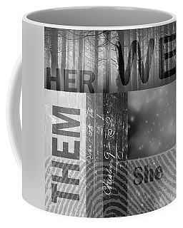 For Her Coffee Mug by Nancy Merkle
