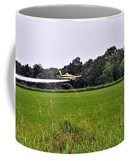 Coffee Mug featuring the photograph For Safety's Sake by John Glass