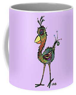 For The Birds Coffee Mug by Tanielle Childers