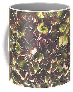 For The Love Of Autumn Coffee Mug by Tracey Harrington-Simpson