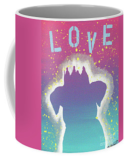 For The Love Of Pups Coffee Mug