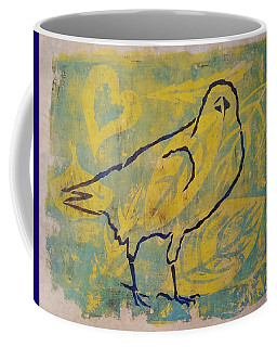 For The Love Of Raven Coffee Mug