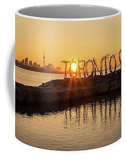 For The Love Of Toronto Coffee Mug