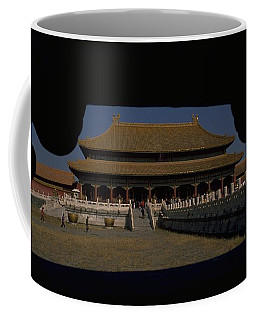 Forbidden City, Beijing Coffee Mug