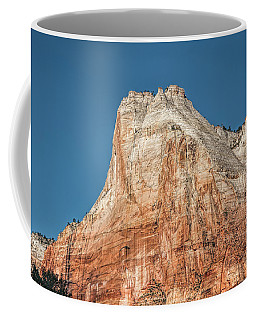 Coffee Mug featuring the photograph Forces Of Nature by John M Bailey