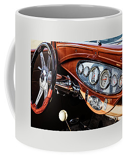 Coffee Mug featuring the photograph Ford Coupe IIi by Brad Allen Fine Art
