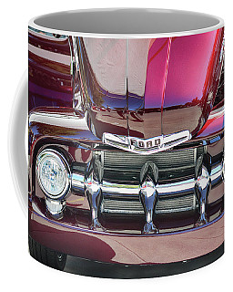 Coffee Mug featuring the photograph Ford Detail by Bill Dutting