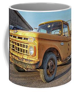 Ford F-150 Dump Truck Coffee Mug