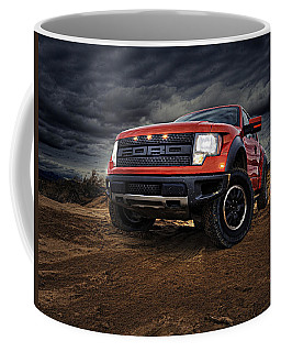 Ford F 150 Raptor  Coffee Mug