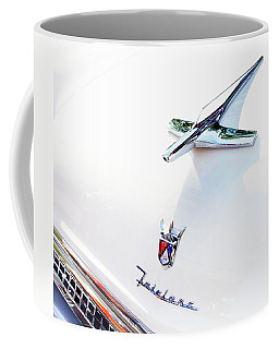 Coffee Mug featuring the photograph Ford Fairlane Classic by Theresa Tahara