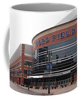 Ford Field Coffee Mug