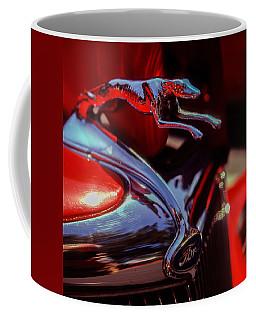 Ford Greyhound Coffee Mug