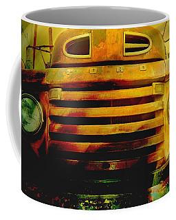Ford Grill Coffee Mug