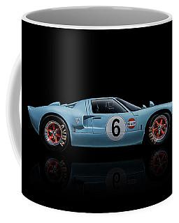 Ford Gt 40 Coffee Mug