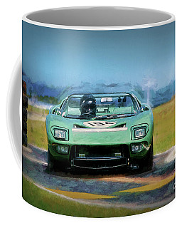Ford Gt40 Targa Florio Coffee Mug