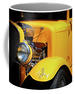 Coffee Mug featuring the photograph Ford Hot-rod by Jeremy Lavender Photography