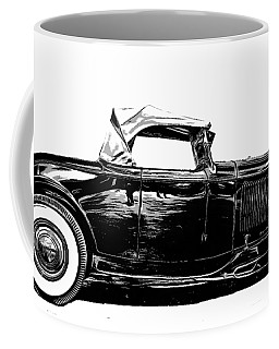 Ford Hot Rod Tee Coffee Mug