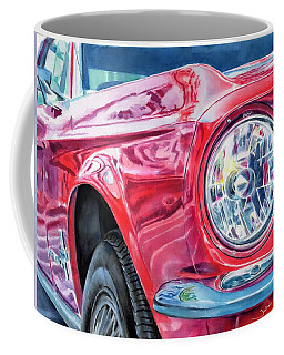 Ford Mustang Coffee Mug