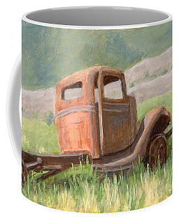 Ford On The Range Coffee Mug