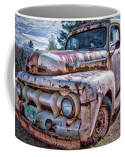 Ford Panel Truck Coffee Mug