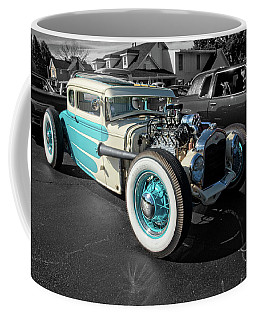Ford Roadster Coffee Mug by Guy Whiteley