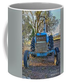 Ford Tractor Coffee Mug