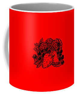 Forest Berries Coffee Mug