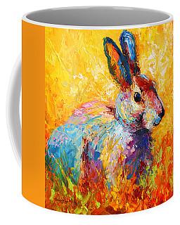 Forest Bunny Coffee Mug