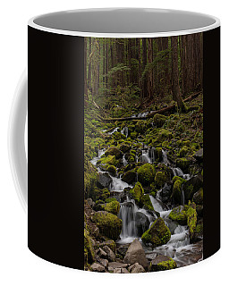 Forest Cathederal Coffee Mug