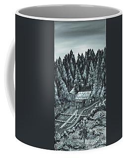Forest Cottage Coffee Mug