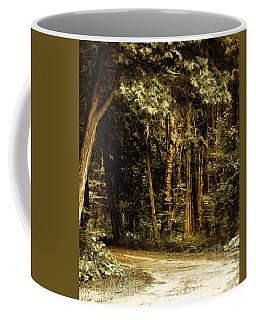 Forest Curve Coffee Mug