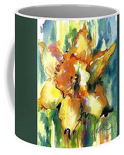 Forest Daffodil The Prayer Coffee Mug