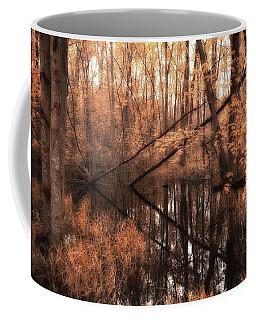 Forest Directional Coffee Mug