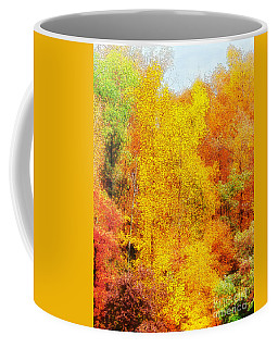 Forest Fire Coffee Mug by Craig Walters
