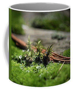 Forest Floor 2 Coffee Mug