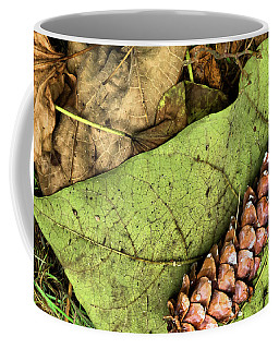 Forest Floor Still Life Coffee Mug