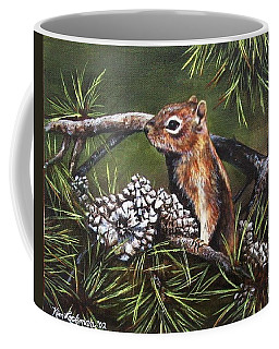 Forest Friend Coffee Mug