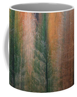 Forest Illusion- Autumn Born Coffee Mug