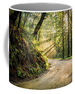 Forest Light Coffee Mug