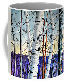 Forest Of Trees Coffee Mug