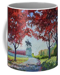 Forest Park Autumn Colors Coffee Mug
