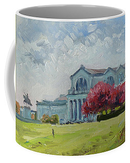 Forest Park Sunny Morning St.louis Coffee Mug