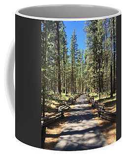 Forest Path Coffee Mug